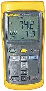 ميزان حرارة رقمي بمدخل واحد من فلوك - 52 II