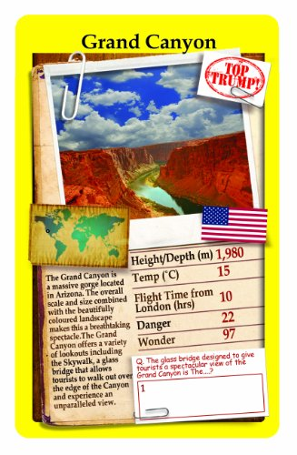 TOPTRUMPS WONDERS OF THE WORLD*, WMOVES, 000926        Amazon imported products in Karachi