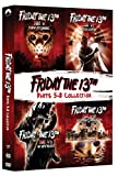 Friday The 13th Deluxe Edition Four Pack (V-VIII)