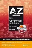 img - for A-Z UK Government and Politics Handbook: Digital Edition (A-Z Handbooks) book / textbook / text book