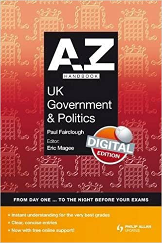 A-Z UK Government and Politics Handbook + Online Complete A-Z