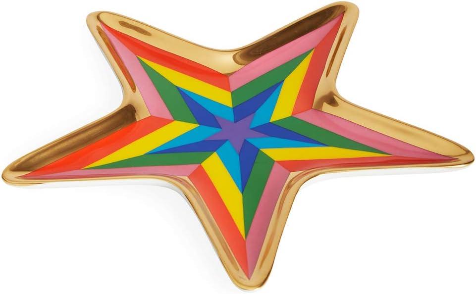 Trinket Tray Star Jonathan Adler Technicolor