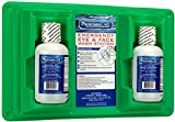 PhysiciansCare 16 oz. Double Bottle Eyewash Station