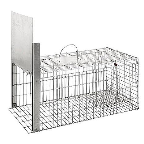 COPELE 90235 Cesto Gatos Plegable Galvanizado: Amazon.es: Productos para mascotas
