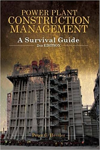 !!FB2!! Power Plant Construction Management: A Survival Guide. alumnos trabajo compete Prior Padre