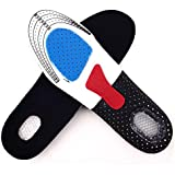 Jern Orthotic Arch Support Shoe Pad Sport Running Cushion Insoles for Unisex (Universal)