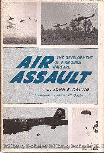 Air assault: the development of airmobile warfare,