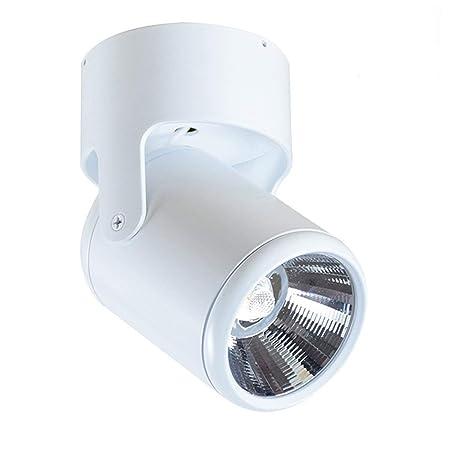 DLINMEI Moderna lámpara de luz de Techo Ajustable para Interiores ...