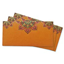 Flat 5% off|Amazon.in Gift Card-Gift Envelope|Yellow|Pk of 3-Rs3000