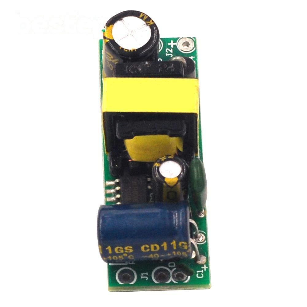 5V 600mA DC Switching Power Module Bare Board Power Supply Low Power Built-in Module Power Board 5V 0.6A 3W