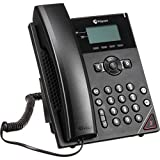 Polycom VVX 150 2-line Business IP Phone with Power