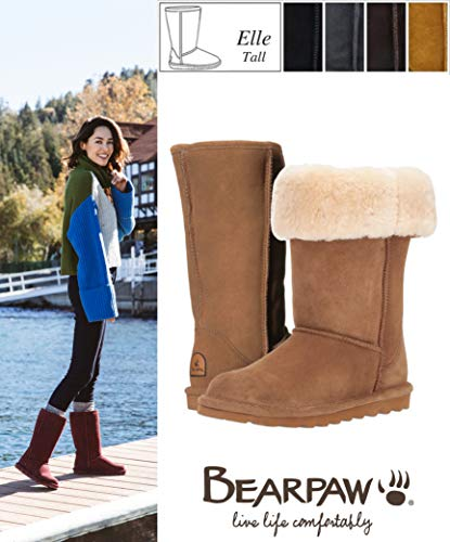 BEARPAW Women's Elle Tall Fashion Boot Review