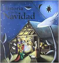 Historia de la Navidad (Mini Albumes (edelvives)): Amazon.es ...