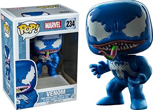Funko Pop! Marvel Blue Venom Capcom, Hot Topic Exclusive,