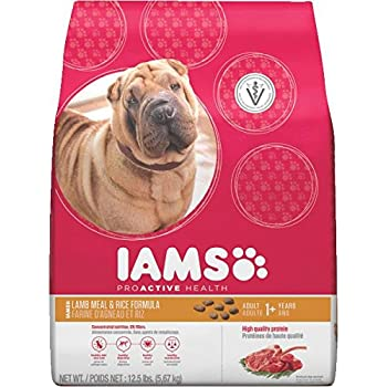 Amazon.com: Iams Lamb and Rice Dog Food: Pet Supplies