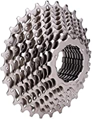 Bike Cassette, 8/9/10/11 Speed 11-28T Road Bike Freewheel Cassette Sprocket Bicycle Replacement Accessories