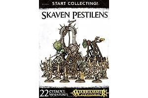 Warhammer Age of Sigmar Start Collecting Skaven Pestilens