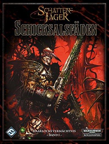 Schicksalsfäden: Haarlocks Vermächtnis 1 Gebundenes Buch – November 2010 Alan Bligh John French Feder & Schwert 3867620857