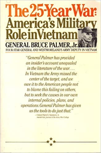 Book The 25-year war: America's military role in Vietnam (A Touchstone book)