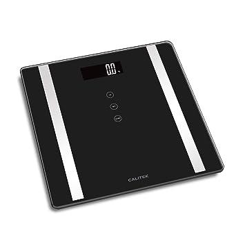 Calitek F28 Digital BMI - Báscula de pesaje para baño (180 kg): Amazon.es: Hogar