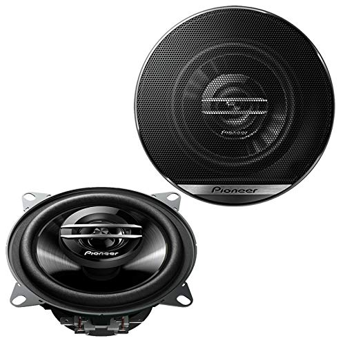Pioneer TS-G1020F 4'' Car Audio Dual Cone Coaxial Speakers