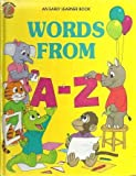 img - for Words from A-Z (Honey bear books) book / textbook / text book