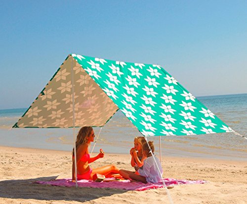 Sombrilla - Luxury Beach Umbrella Tent - The most beautiful canopy for shade