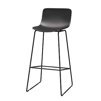 Amazonde Moderne Simplicity Bar Hocker Schwarz Contemporary