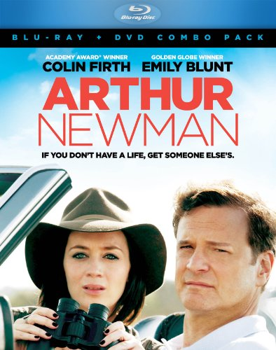 Blu-ray : Arthur Newman (With DVD, Widescreen, 2 Pack, 2PC)