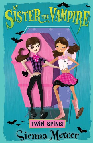 Twin Spins! (My Sister the Vampire Book 9) -