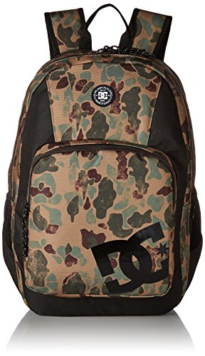 DC Men's the Locker Backpack, Duck Camo ()