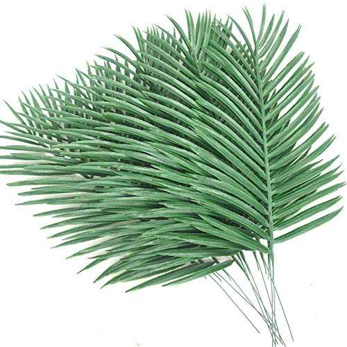 Bird Fiy Artificial Palm Leaves Faux Palm Tree