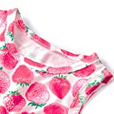 Leapparel Newborn Infant Baby Girl Red Strawberry