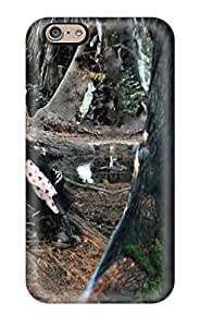 Iphone Tpu Phone Case With Fashionable Look For Iphone 6 Avril Lavigne