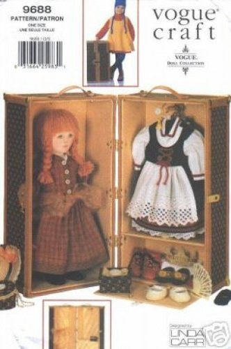Vogue Doll Patterns - 4
