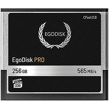 Amazon.com: Lexar 256GB Professional 3600x CFast 2.0 Memory ...
