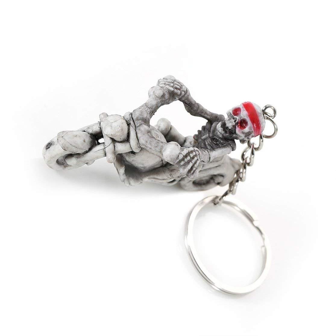 Fashion Key Organizer Holder Key Clip Smart Flexible Key Chains Case Keycha VG