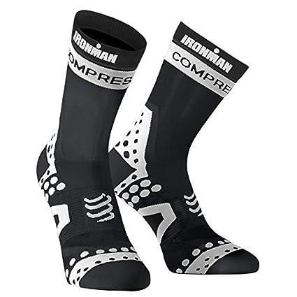 Ironman Mdot Compressport Proracing Socks V2.1 Ultralight Bike