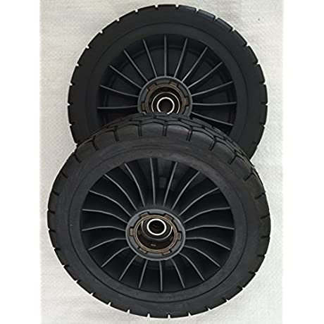 HONDA HRC216 Commercial Mower Back Drive Wheel Comp Assembly 44700 VK6 020ZA 2 Pack 2