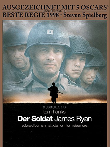 Der Soldat James Ryan Film