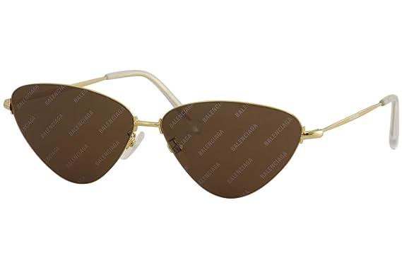 Amazon.com: Balenciaga BB0015S - Gafas de sol (2.402 in ...