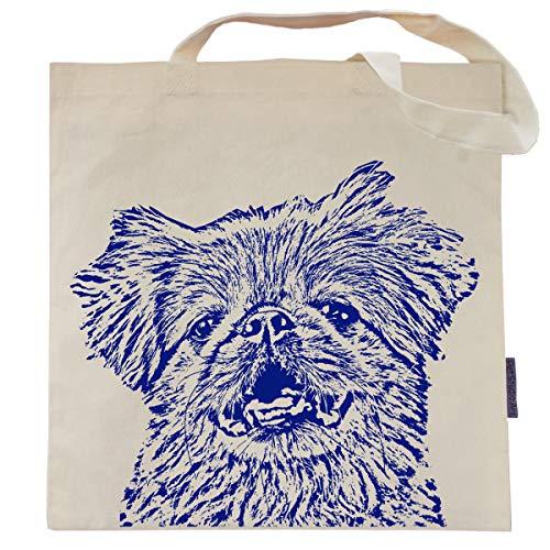Cody the Pekingese Tote Bag by Pet Studio Art