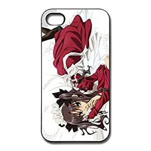 Zhongxx Fate Stay Night Cute Pc Case For iPhone 5 5s