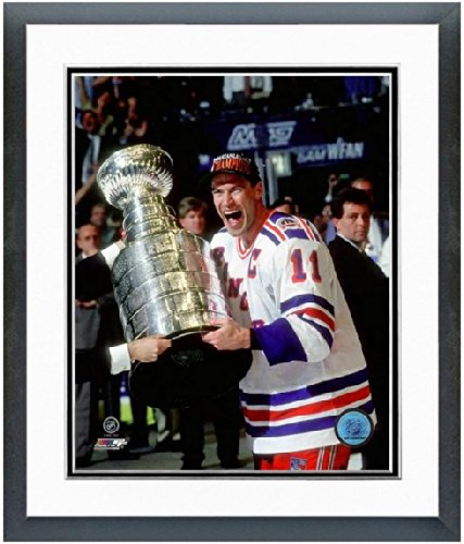 Mark Messier New York Rangers 1994 Stanley Cup Photo (Size: 12.5