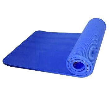 Colchoneta de Yoga de NBR de Alta Densidad y Gruesa de 10mm ...