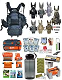 READI USA EXPLORER B99 ULTIMATE 20'' TACTICAL EDC BACKPACK AMK / SOL SURVIVAL ESSENTIALS KIT - NOW REMOVABLE CCW WINGS