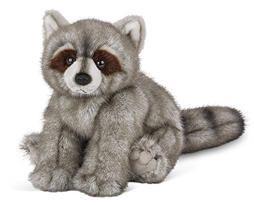 (Bearington Rocko Plush Stuffed Animal Raccoon, 13 inches)