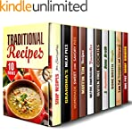 Traditional Recipes Box Set (10 in 1)...
