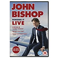 John Bishop: Winging It Live [DVD]