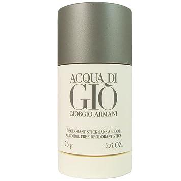 b3b04ac75bdf1 Amazon.com   Giorgio Armani Acqua Di Gio Deodorant for Men, 2.6 Ounce    Body Fragrances   Beauty